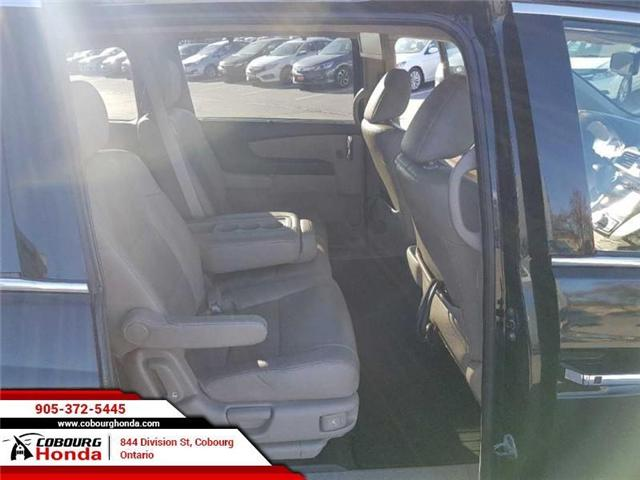 2014 Honda Odyssey Touring (Stk: G1732) in Cobourg - Image 11 of 17