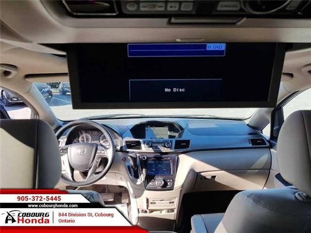 2014 Honda Odyssey Touring (Stk: G1732) in Cobourg - Image 12 of 17