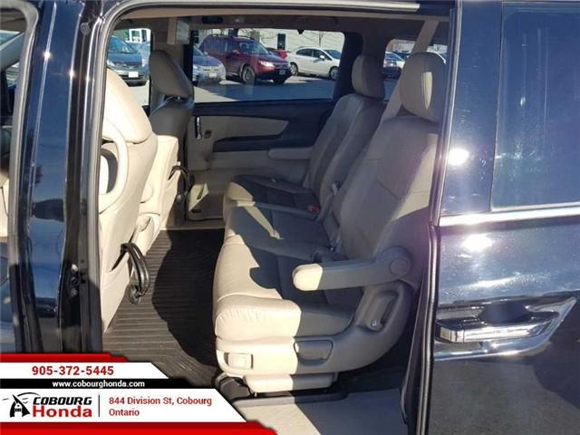 2014 Honda Odyssey Touring (Stk: G1732) in Cobourg - Image 13 of 17