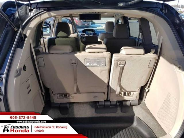 2014 Honda Odyssey Touring (Stk: G1732) in Cobourg - Image 14 of 17