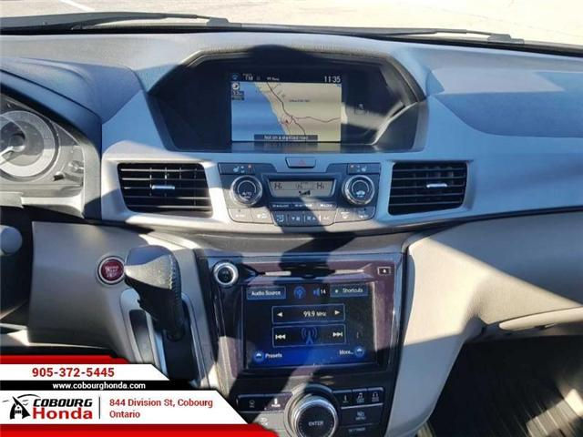 2014 Honda Odyssey Touring (Stk: G1732) in Cobourg - Image 17 of 17