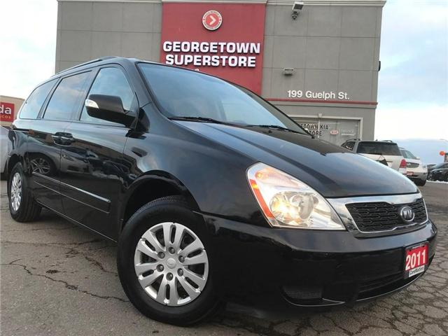 2011 Kia Sedona LX CONVENIENCE | CAPTAIN CHAIRS | HTD SEATS | (Stk: SD19044A) in Georgetown - Image 2 of 25