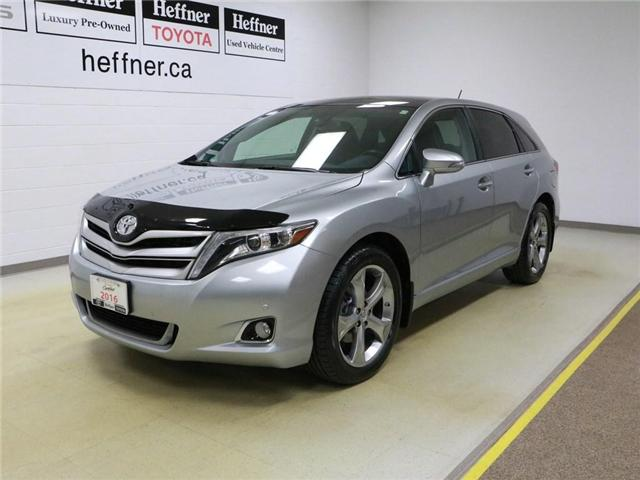2016 Toyota Venza Base V6 (Stk: 186400) in Kitchener - Image 1 of 28