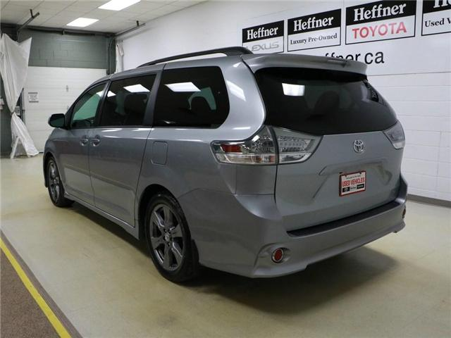 2017 Toyota Sienna SE 8 Passenger (Stk: 186391) in Kitchener - Image 2 of 29