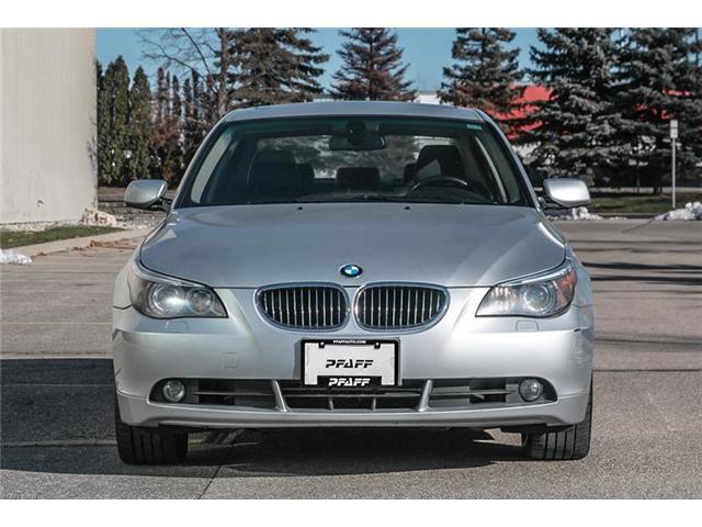 2006 BMW 525 xi (Stk: U5175) in Mississauga - Image 2 of 17