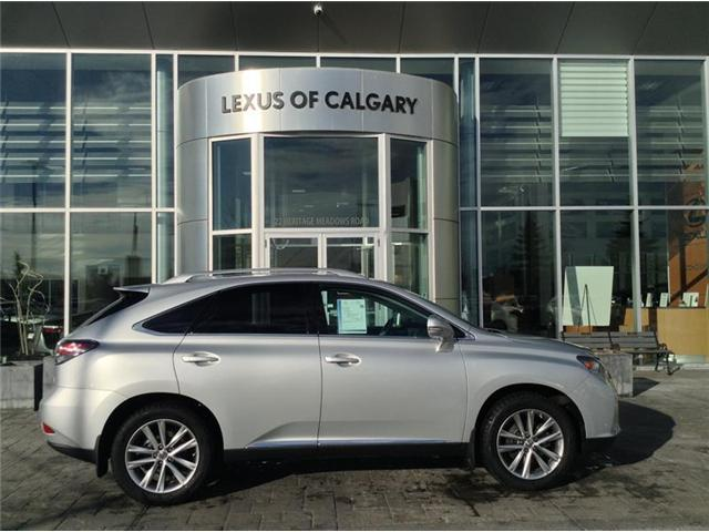 2015 Lexus RX 350 Sportdesign (Stk: 180600A) in Calgary - Image 1 of 13