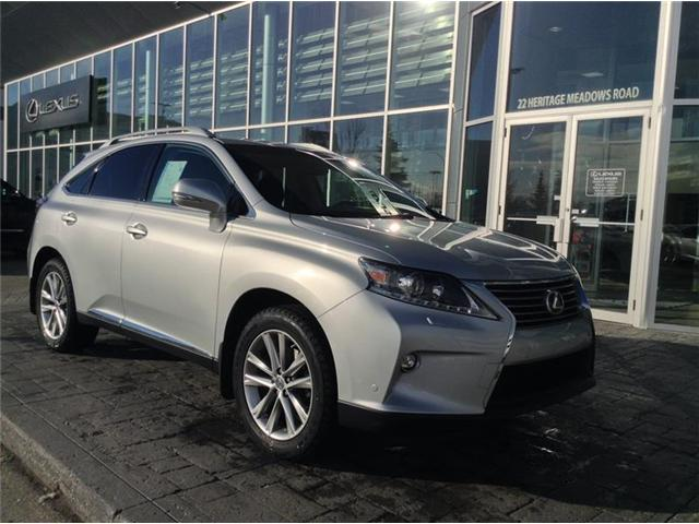 2015 Lexus RX 350 Sportdesign (Stk: 180600A) in Calgary - Image 2 of 13