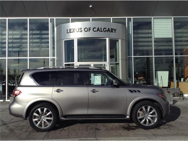 2011 Infiniti QX56 Base (Stk: 190168A) in Calgary - Image 1 of 12