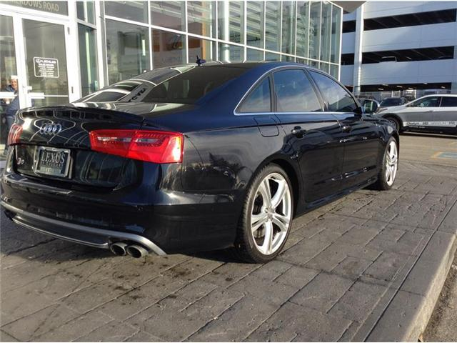 2013 Audi S6 4.0T (Stk: 3871A) in Calgary - Image 7 of 13