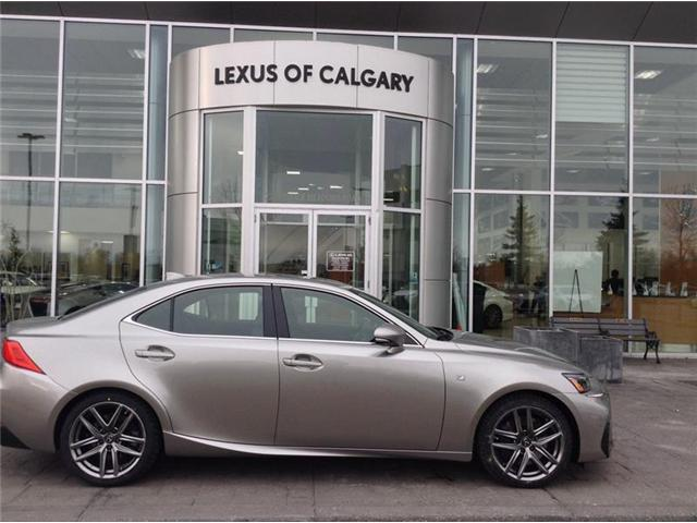 2019 Lexus IS 350 Base (Stk: 190159) in Calgary - Image 1 of 10