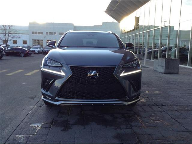 2019 Lexus NX 300 Base (Stk: 190209) in Calgary - Image 2 of 11