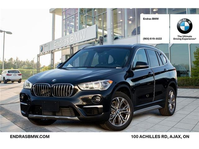 2018 BMW X1 xDrive28i (Stk: 12912) in Ajax - Image 1 of 22