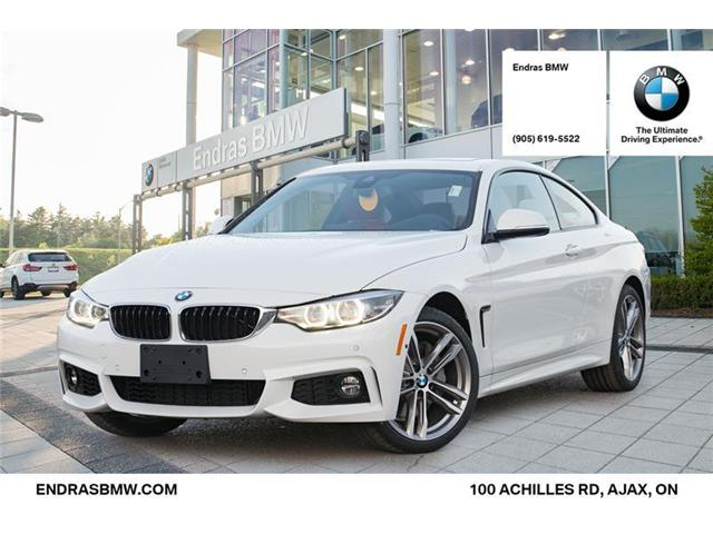 2019 BMW 440i xDrive (Stk: 41005) in Ajax - Image 1 of 22