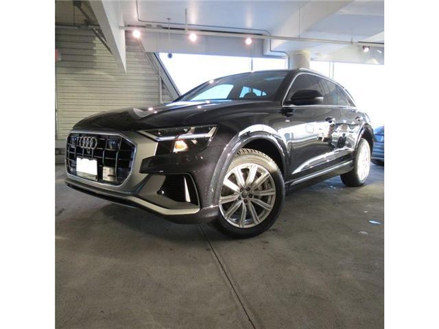 2019 Audi Q8 55 Progressiv (Stk: DAU5840) in Toronto - Image 2 of 27