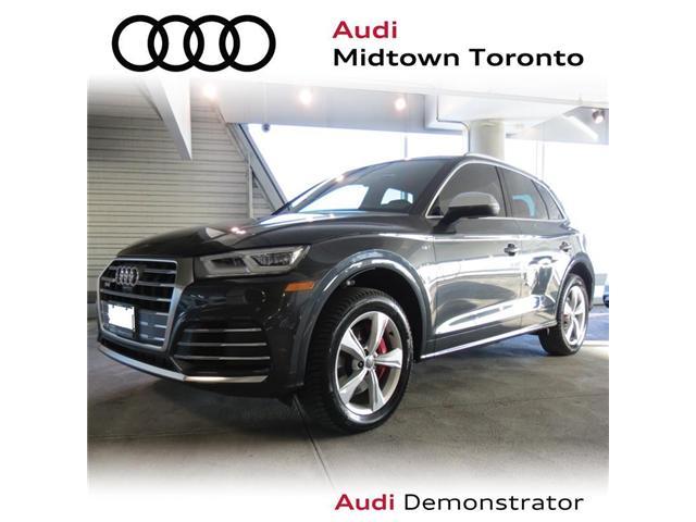 2018 Audi SQ5 3.0T Technik (Stk: AU5256) in Toronto - Image 1 of 22