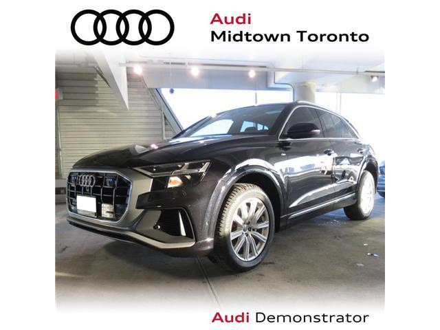 2019 Audi Q8 55 Progressiv (Stk: AU5840) in Toronto - Image 1 of 22