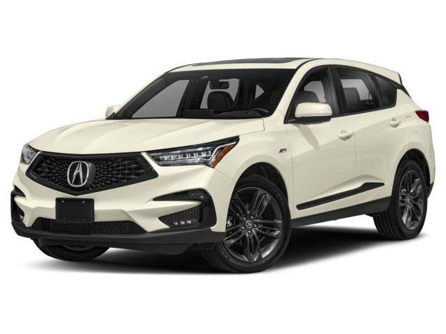 2019 Acura RDX A-Spec (Stk: D12420) in Toronto - Image 1 of 9