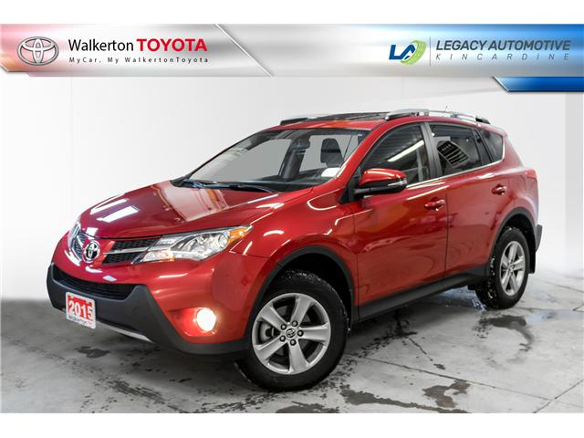 2015 Toyota RAV4 XLE (Stk: 18529A) in Walkerton - Image 1 of 19