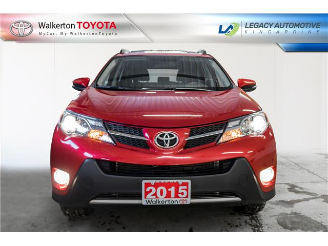 2015 Toyota RAV4 XLE (Stk: 18529A) in Walkerton - Image 2 of 19