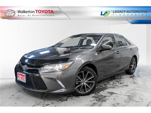 2016 Toyota Camry XSE (Stk: P8055A) in Walkerton - Image 1 of 19