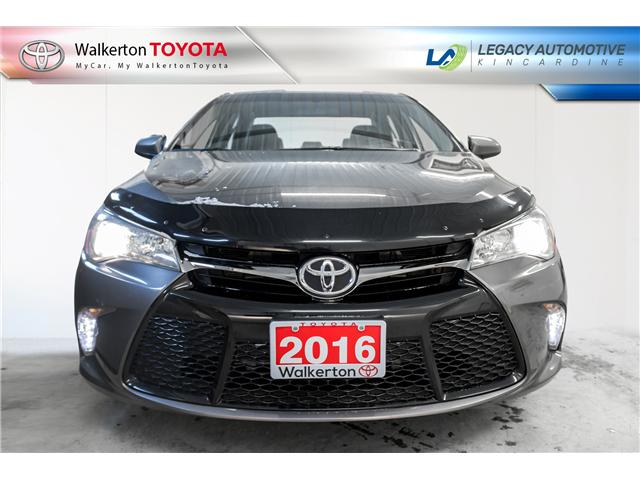 2016 Toyota Camry XSE (Stk: P8055A) in Walkerton - Image 2 of 19