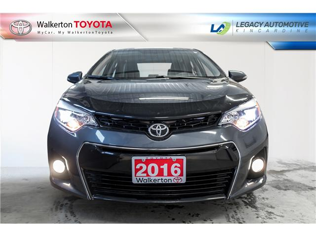 2016 Toyota Corolla S (Stk: P8198) in Walkerton - Image 2 of 21