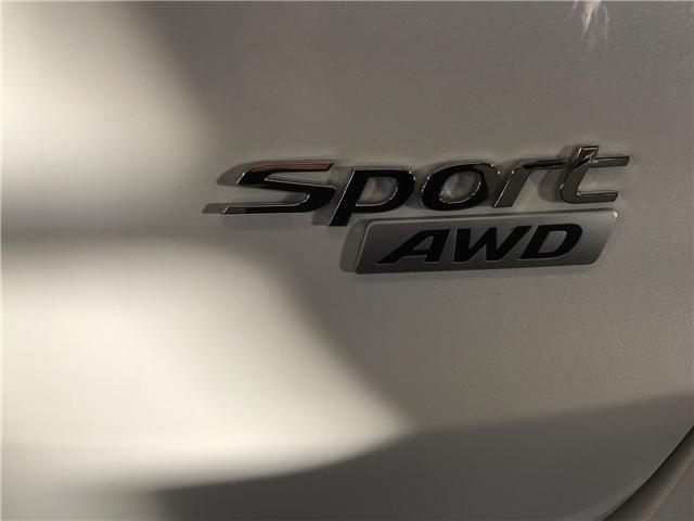 2018 Hyundai Santa Fe Sport 2.4 SE (Stk: 529) in Oromocto - Image 11 of 17
