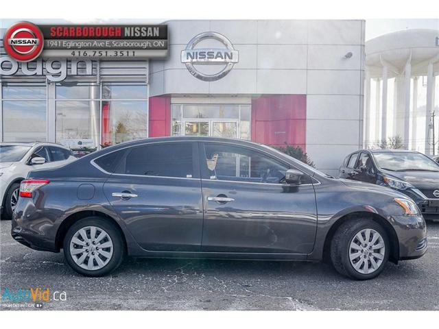 2014 Nissan Sentra  (Stk: C18088A) in Scarborough - Image 3 of 22