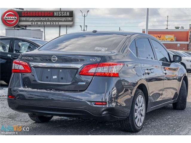 2014 Nissan Sentra  (Stk: C18088A) in Scarborough - Image 4 of 22