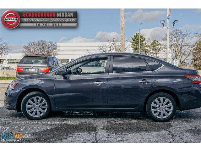 2014 Nissan Sentra  (Stk: C18088A) in Scarborough - Image 7 of 22