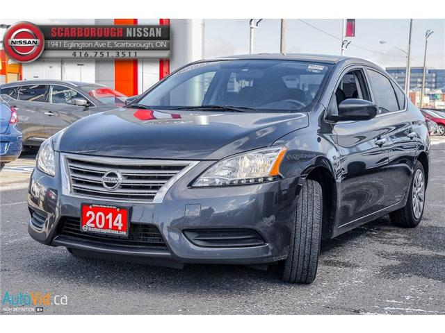 2014 Nissan Sentra  (Stk: C18088A) in Scarborough - Image 8 of 22