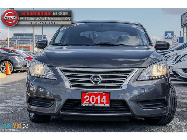 2014 Nissan Sentra  (Stk: C18088A) in Scarborough - Image 9 of 22