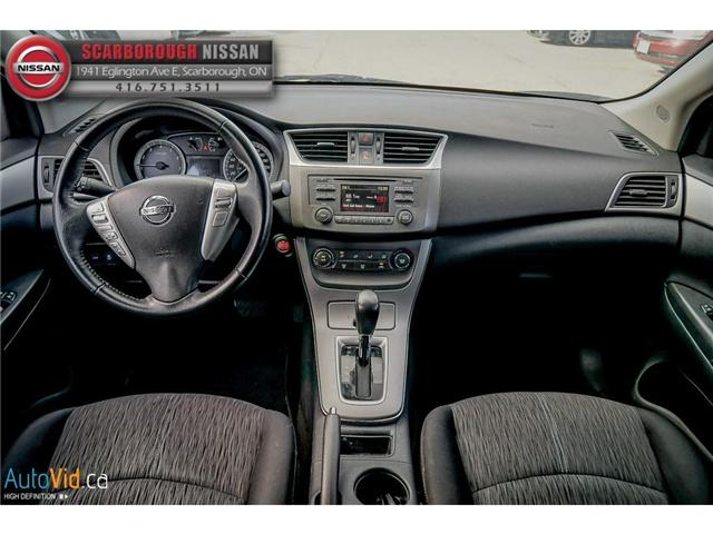 2014 Nissan Sentra  (Stk: C18088A) in Scarborough - Image 13 of 22