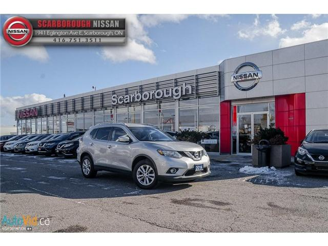 2014 Nissan Rogue  (Stk: Y18206A) in Scarborough - Image 2 of 24