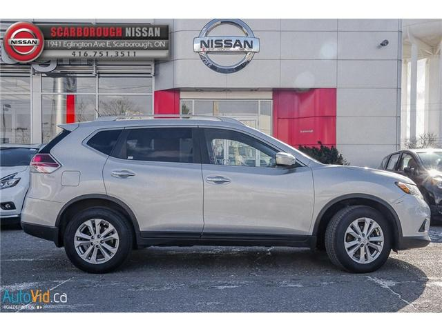 2014 Nissan Rogue  (Stk: Y18206A) in Scarborough - Image 3 of 24