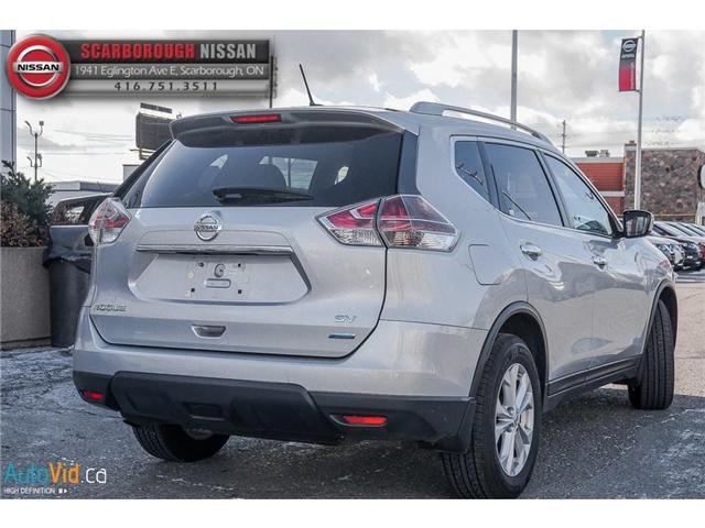 2014 Nissan Rogue  (Stk: Y18206A) in Scarborough - Image 4 of 24
