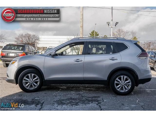 2014 Nissan Rogue  (Stk: Y18206A) in Scarborough - Image 7 of 24