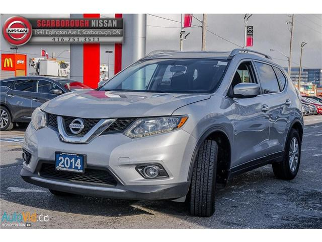 2014 Nissan Rogue  (Stk: Y18206A) in Scarborough - Image 8 of 24