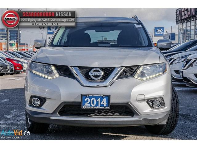 2014 Nissan Rogue  (Stk: Y18206A) in Scarborough - Image 9 of 24