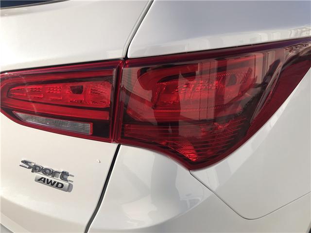 2018 Hyundai Santa Fe Sport 2.4 SE (Stk: 529) in Oromocto - Image 13 of 17