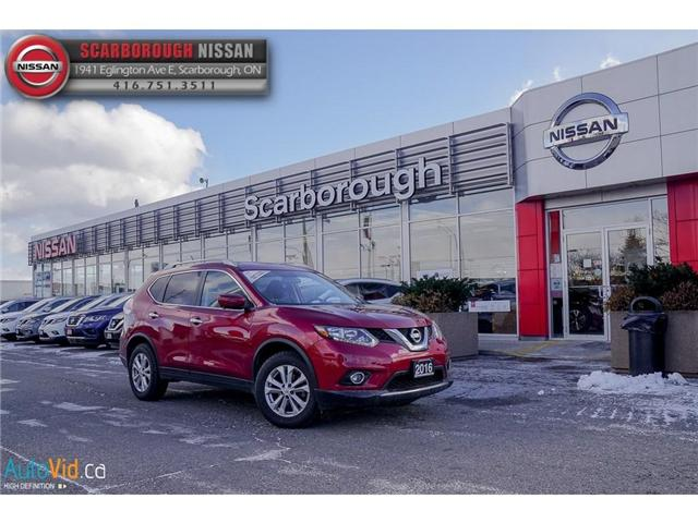 2016 Nissan Rogue  (Stk: W18019A) in Scarborough - Image 2 of 23