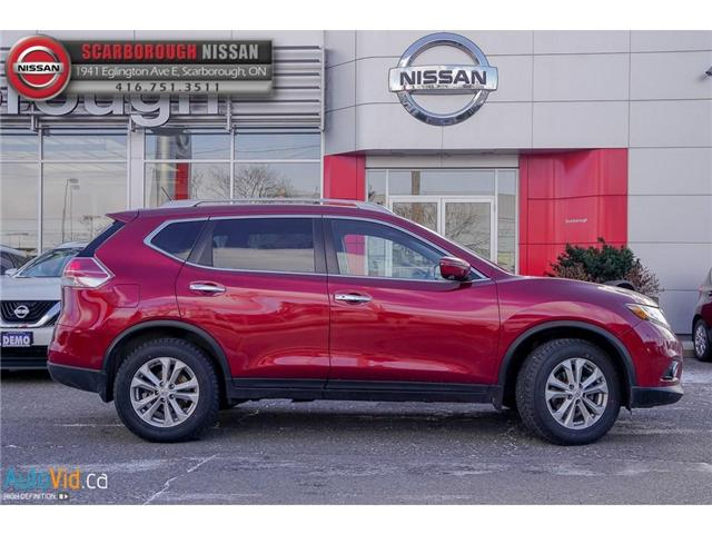 2016 Nissan Rogue  (Stk: W18019A) in Scarborough - Image 3 of 23