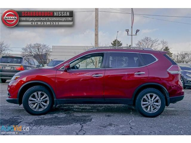 2016 Nissan Rogue  (Stk: W18019A) in Scarborough - Image 7 of 23