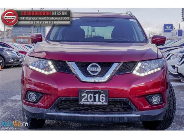 2016 Nissan Rogue  (Stk: W18019A) in Scarborough - Image 9 of 23