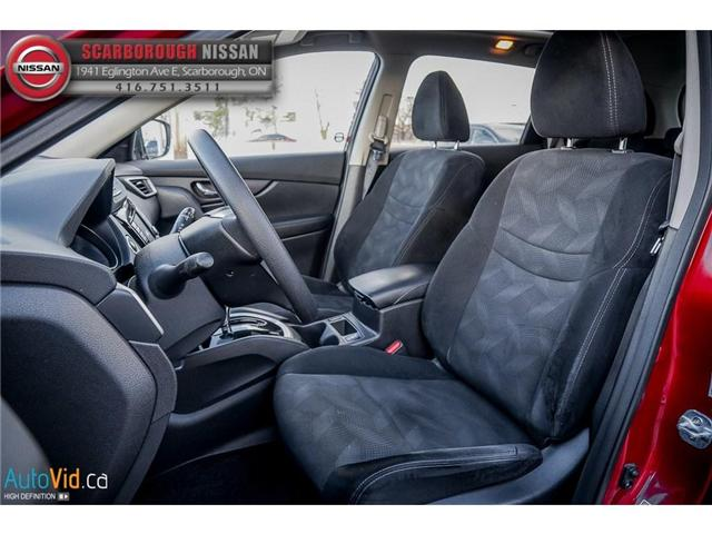 2016 Nissan Rogue  (Stk: W18019A) in Scarborough - Image 14 of 23