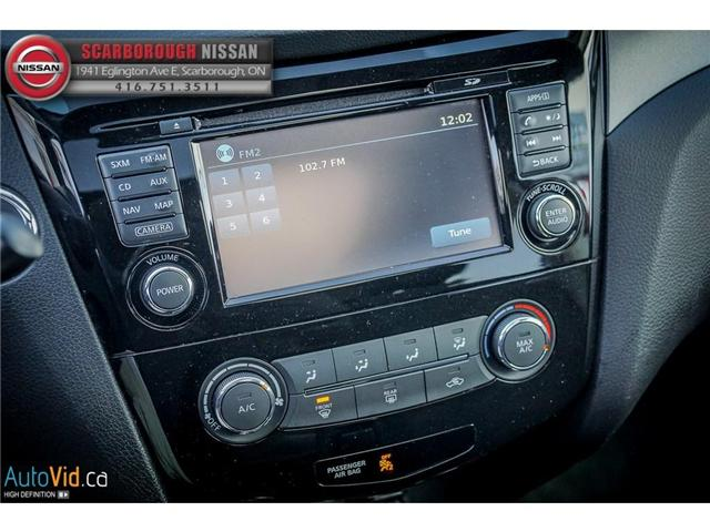2016 Nissan Rogue  (Stk: W18019A) in Scarborough - Image 20 of 23