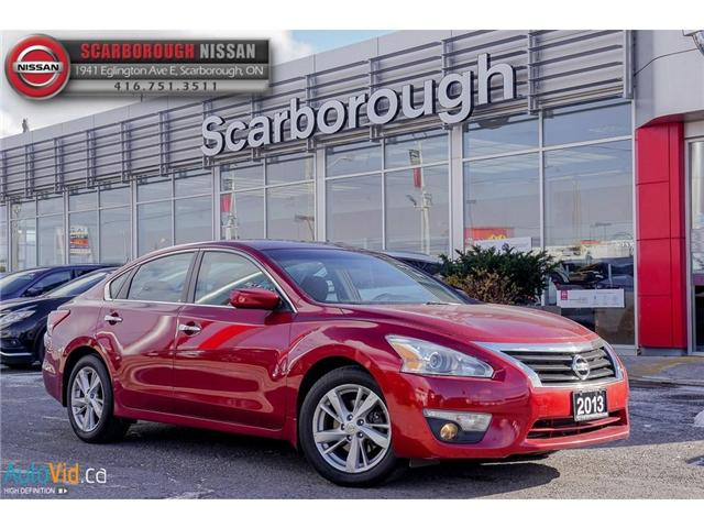 2013 Nissan Altima 2.5 S (Stk: S18007A) in Scarborough - Image 1 of 25