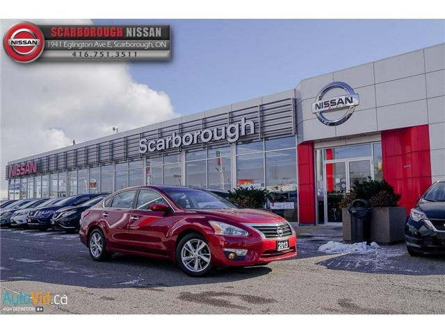 2013 Nissan Altima 2.5 S (Stk: S18007A) in Scarborough - Image 2 of 25