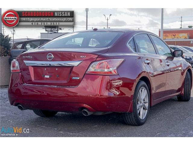 2013 Nissan Altima 2.5 S (Stk: S18007A) in Scarborough - Image 5 of 25