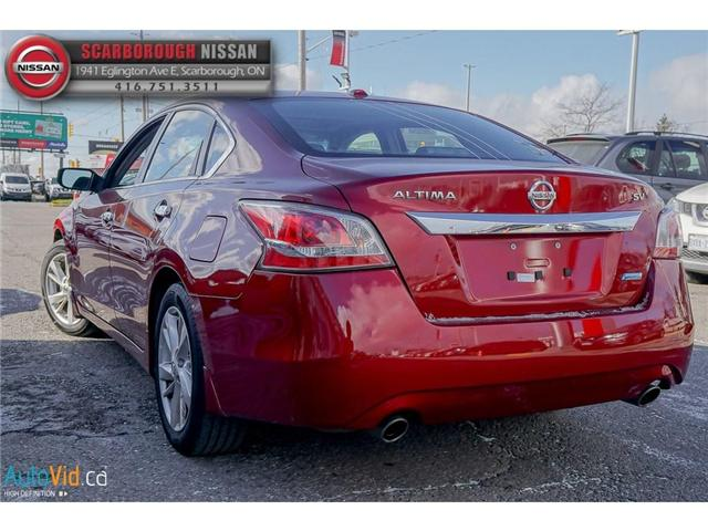 2013 Nissan Altima 2.5 S (Stk: S18007A) in Scarborough - Image 7 of 25